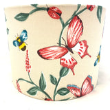 Elsa Floral, Bee and Butterfly Lampshade