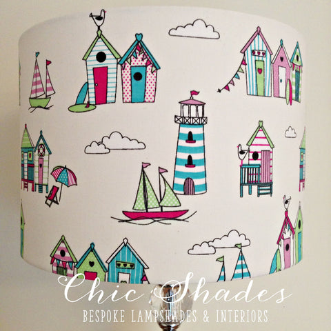 Seaside Lampshade