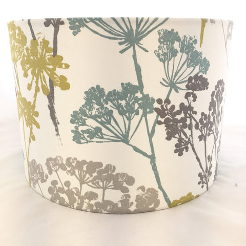 Dunwich Mineral Hedgerow Flowers Lampshade