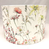Marie Watercolour Flowers Lampshade
