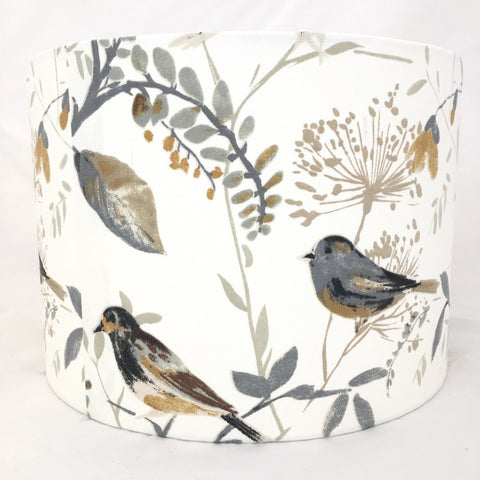Birdsong Shadow Lampshade