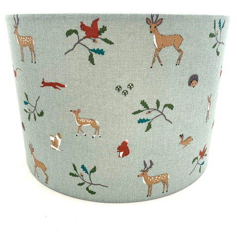 Sophie Allport Woodland Lampshade