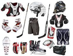 Ice hockey Equipment repairs