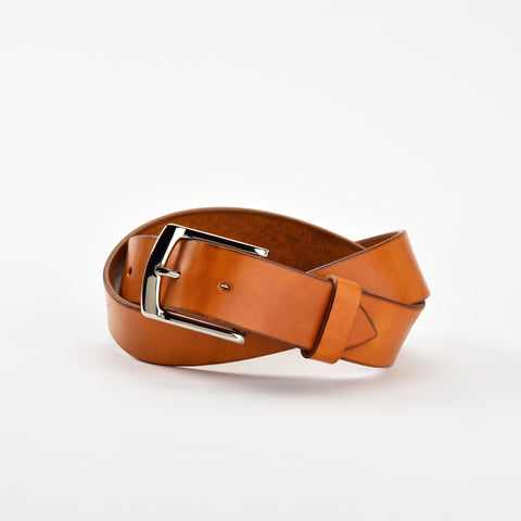 Simple Saddle-Tan Belt