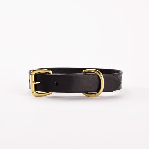 Black Hound Collar