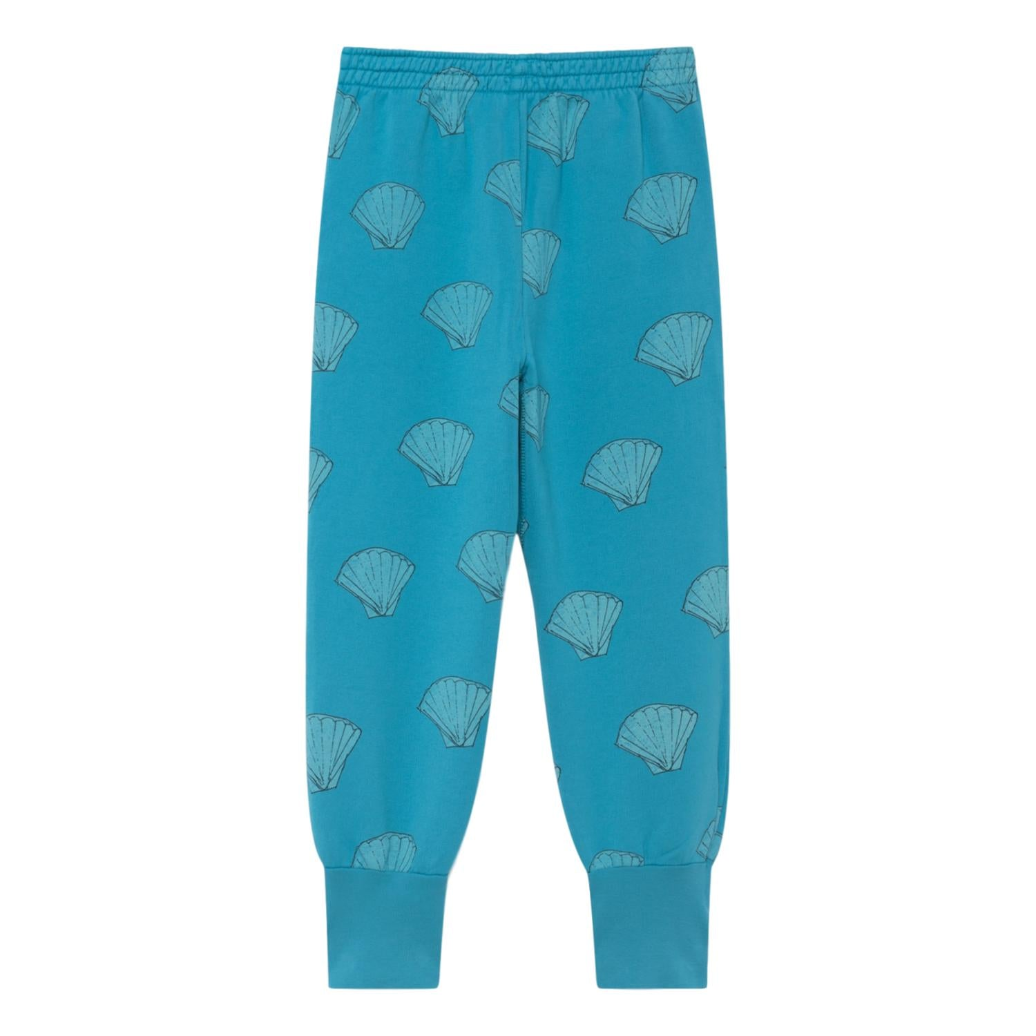 THE ANIMALS OBSERVATORY - Blue Shells Panther Kids Pants