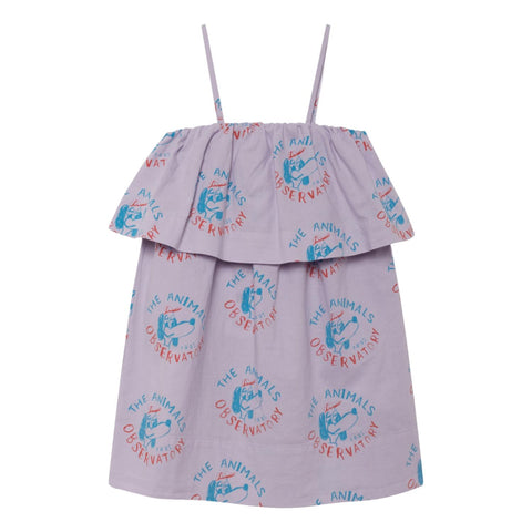 THE ANIMALS OBSERVATORY - Lavand Dogs Dove Kids Dress