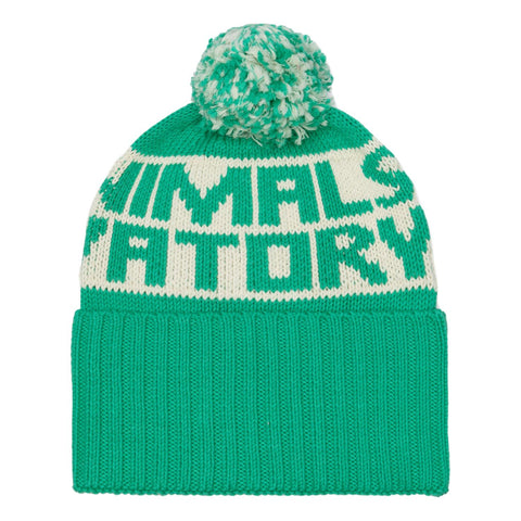 THE ANIMALS OBSERVATORY - Green Grass Squirrel Kids Hat