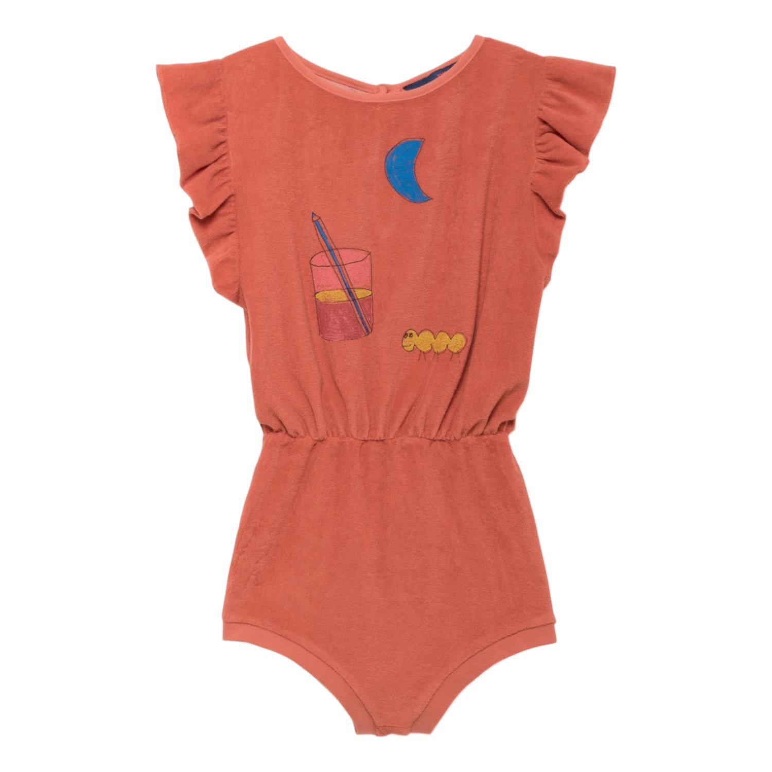THE ANIMALS OBSERVATORY - Red Glass Koala Kids Suit