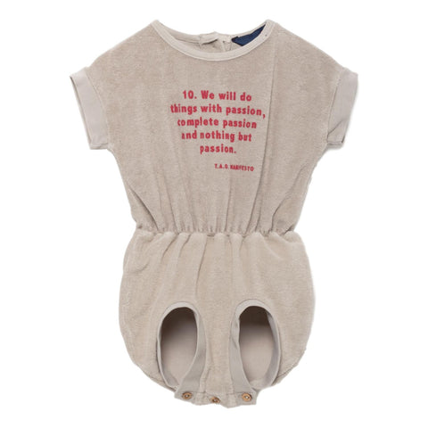THE ANIMALS OBSERVATORY - Beige Manifesto Koala Babies Suit