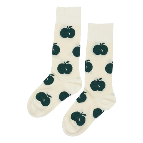 THE ANIMALS OBSERVATORY - Raw White Snail Kids Socks