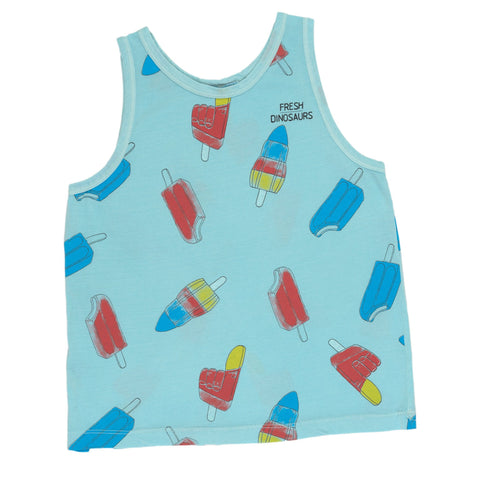 FRESH DINOSAURS - Ice Pop Tank