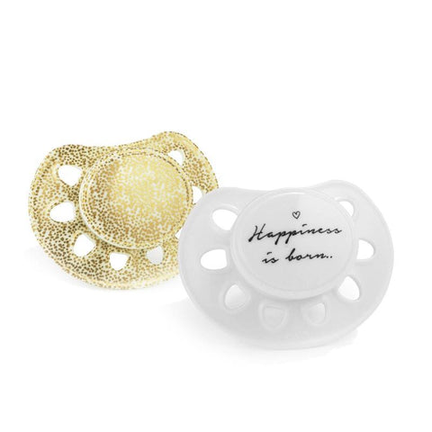 Happiness is Born Pacifier - 2 Pack