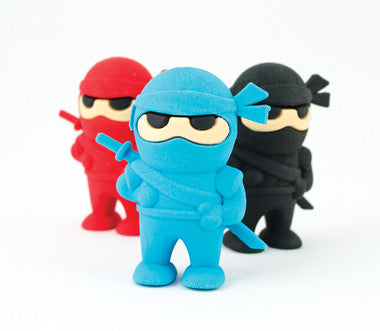 International Arrivals | Ninja Erasers