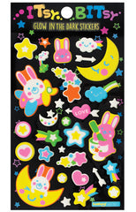International Arrivals | Itsy Bitsy Moon Beam Glow In The Dark Stickers