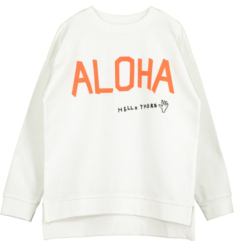 Beau Loves - Aloha Square Sweater