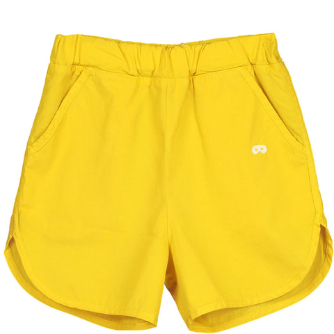 Beau Loves - Yellow SOS Shorts