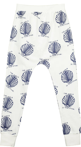 Beau Loves - Oysters Velo Pants