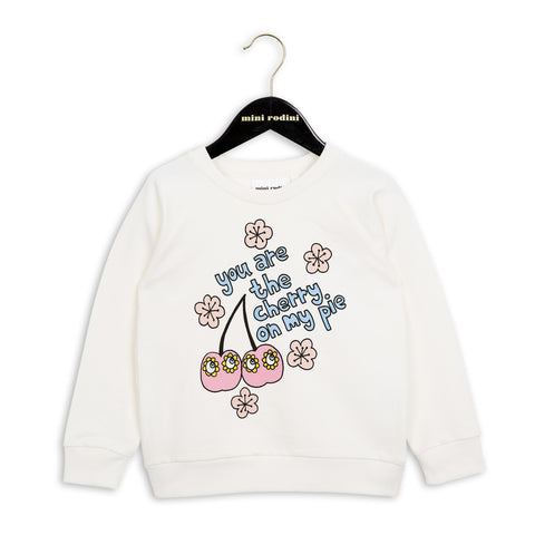Mini Rodini | Cherry Sweatshirt