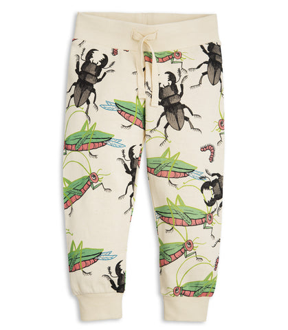 Insects Sweatpants - Beige
