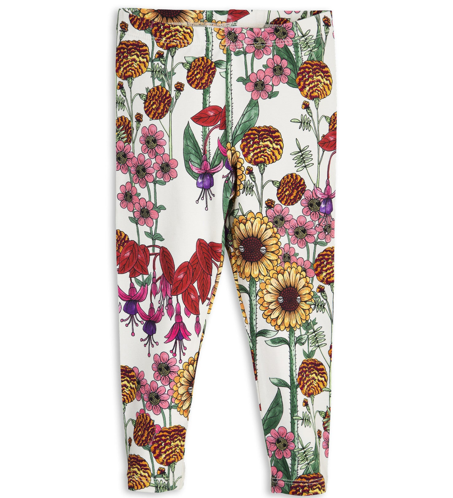 Mini Rodini| Garden Leggings | The Mini Life