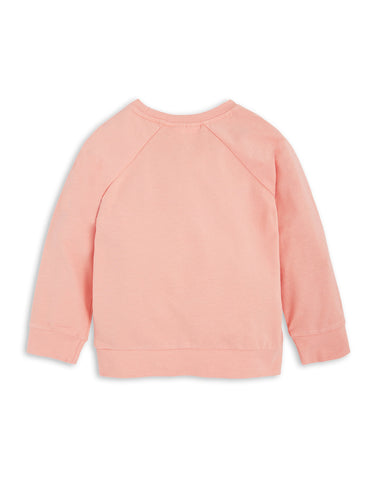 Rabbit Long Sleeve Tee Pink Mini Rodini - The Mini Life