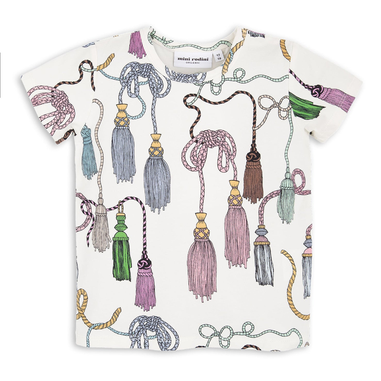 Tassels Tee Mini Rodini - The Mini Life