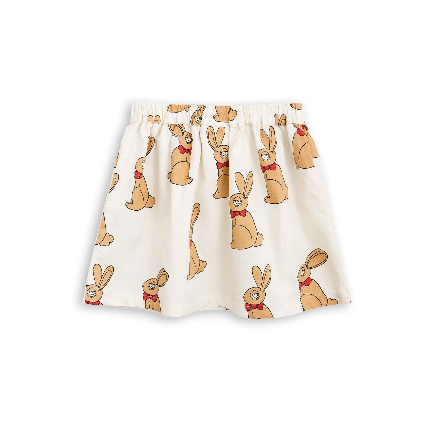 Mini Rodini Rabbit Woven Skirt