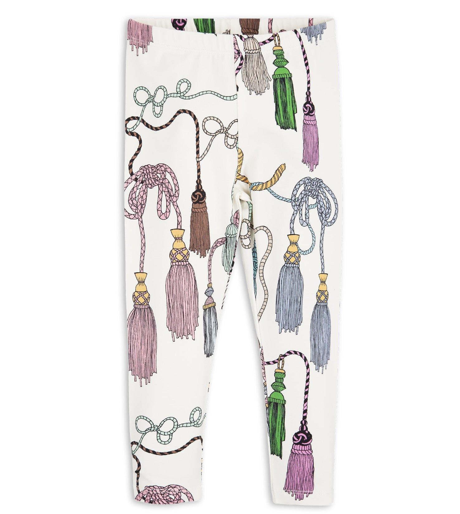 Tassels Leggings Mini Rodini - The Mini Life