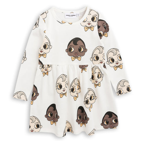 Mini Rodini Babies Long Sleeve Dress