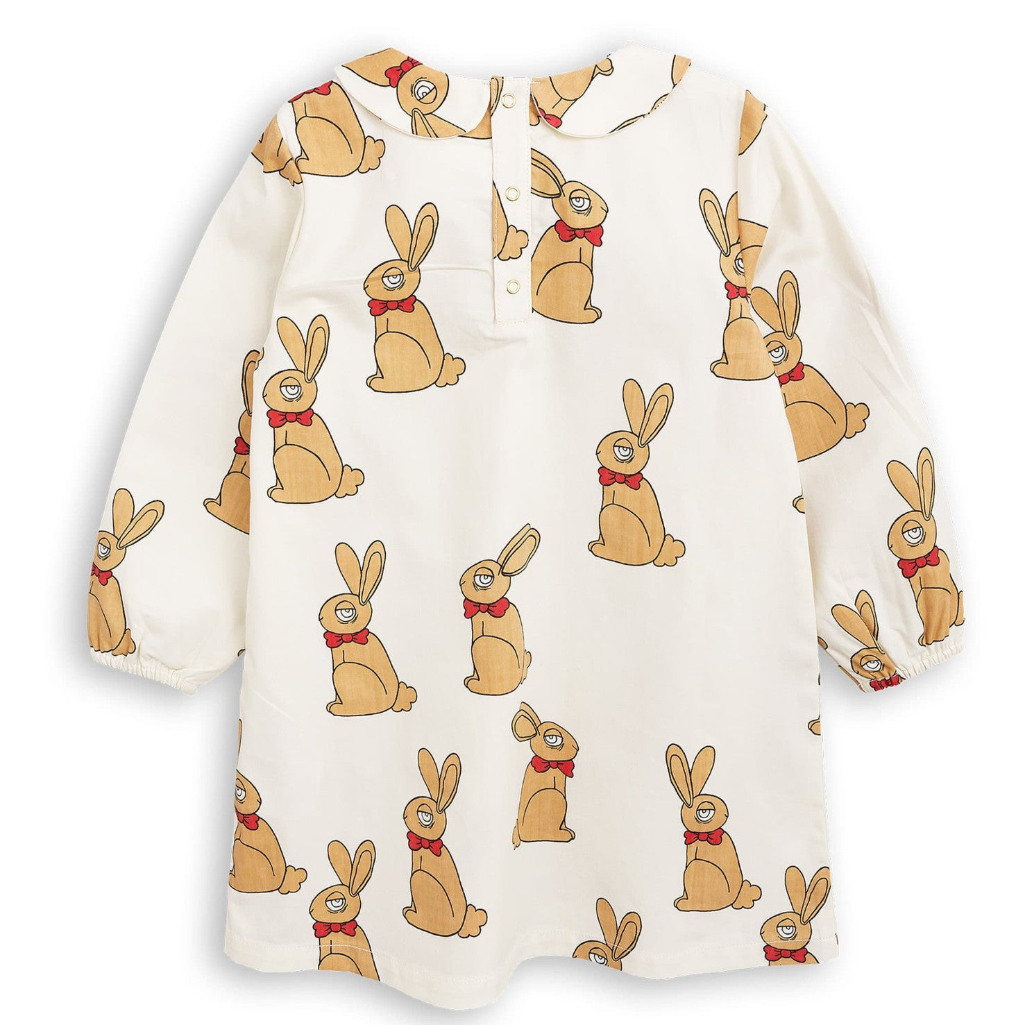 Mini Rodini Rabbit Woven Dress