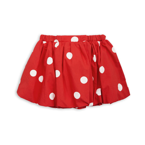 Mini Rodini - Red Dot Balloon Skirt