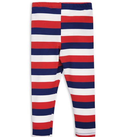 Mini Rodini - Blockstripe Legging