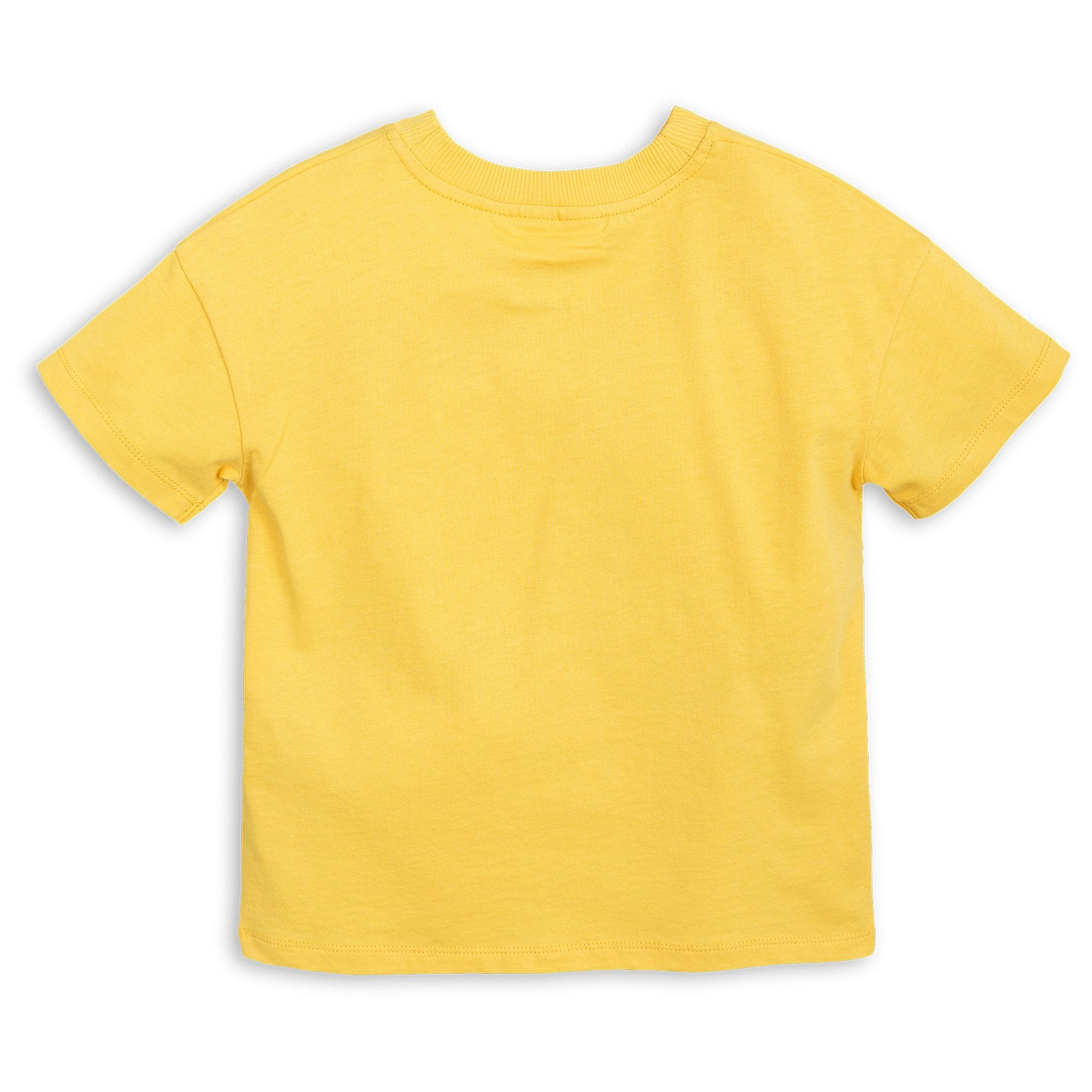 Mini Rodini - Donkey Tee Yellow