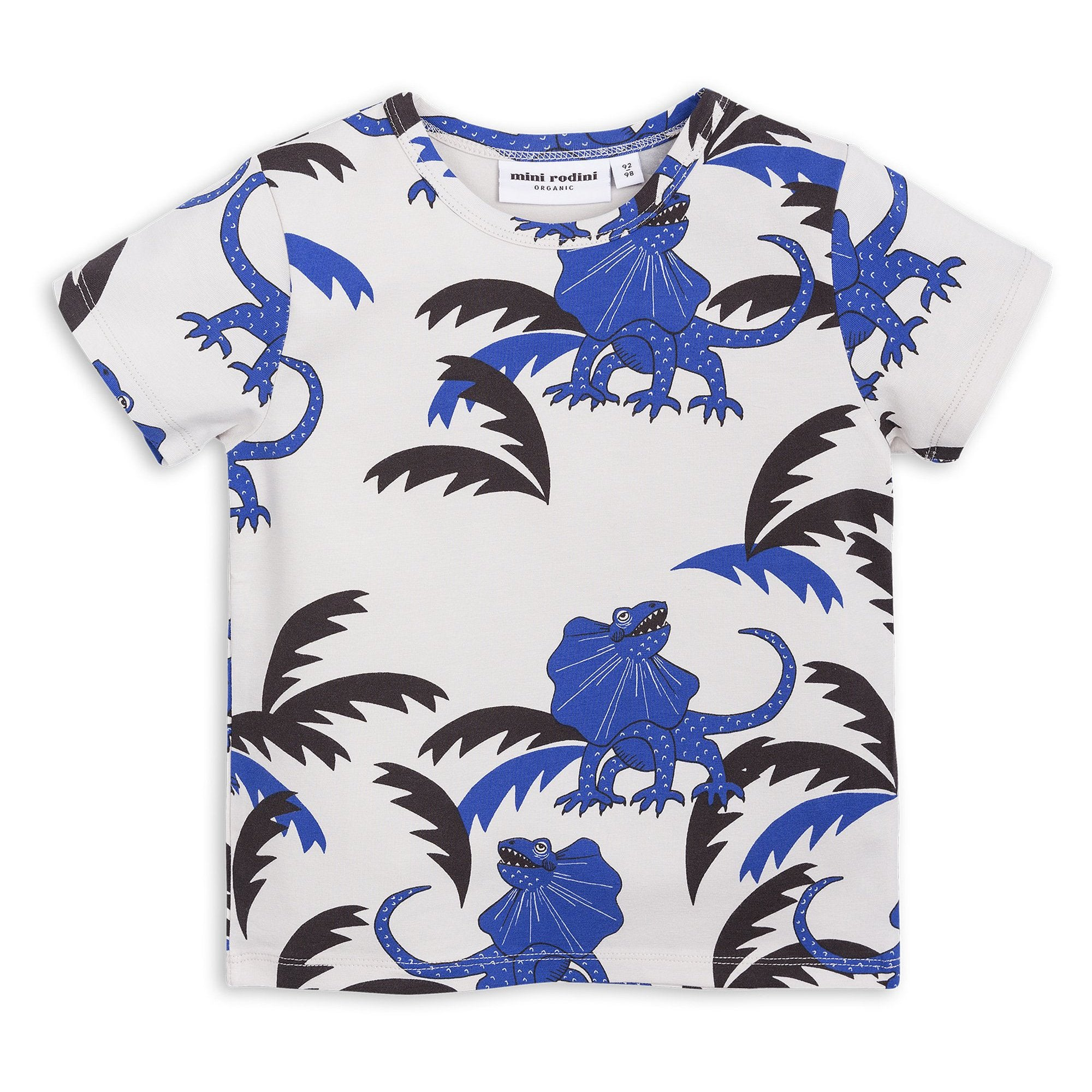 Mini Rodii - Draco Tee Blue
