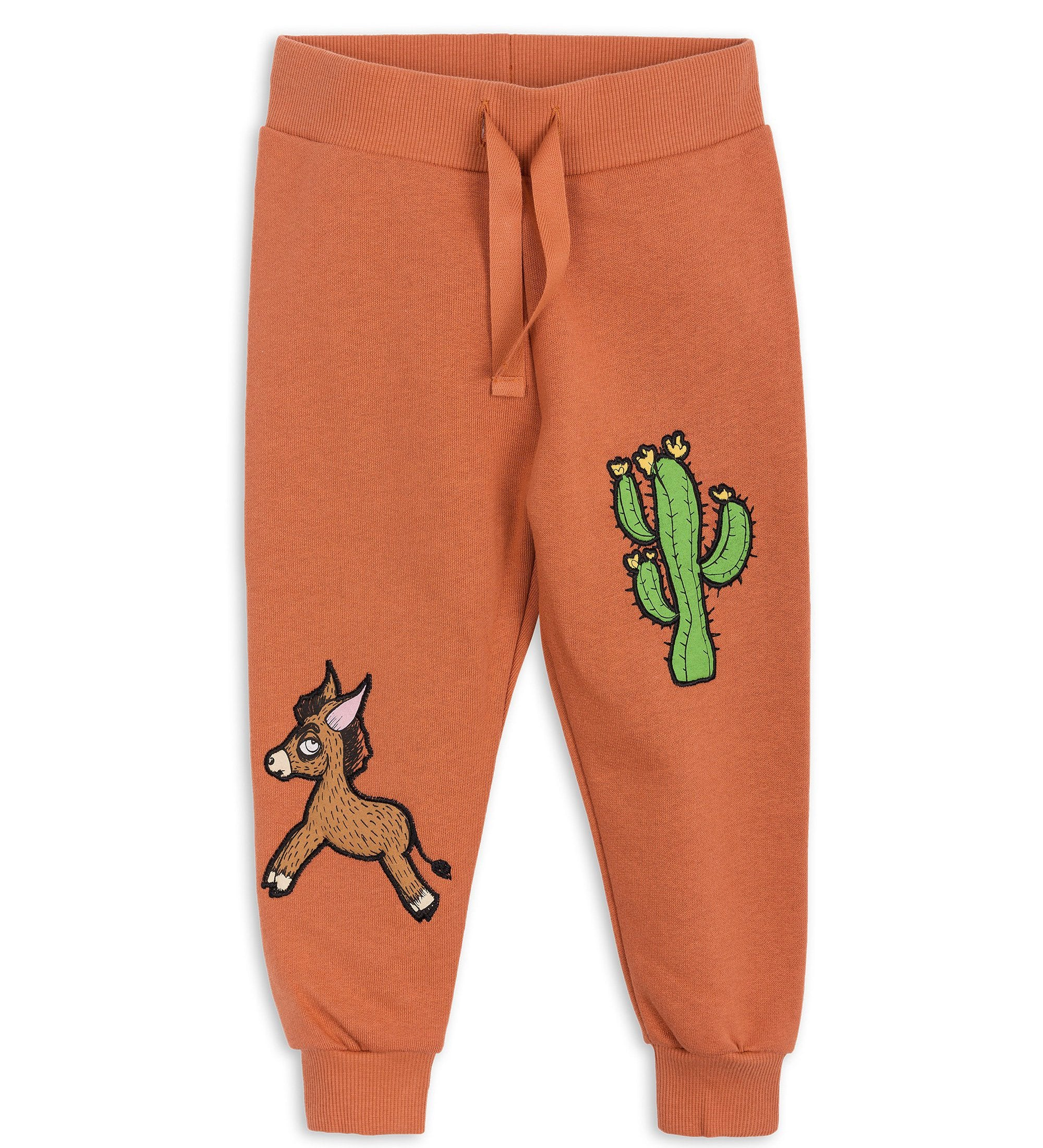 Mini Rodini - Donkey Cactus Sweatpants