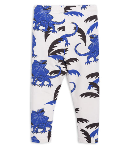 Mini Rodini - Draco Leggings Blue