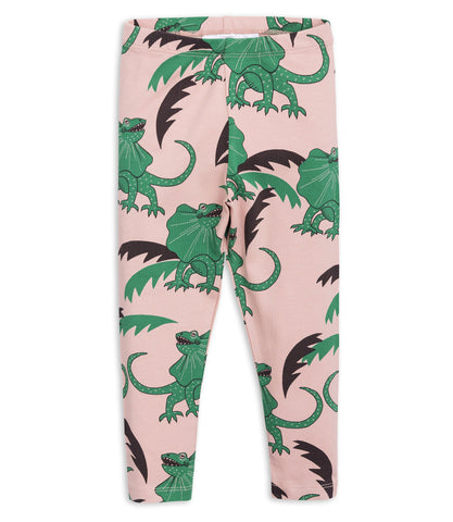 Mini Rodini -Draco Leggings Green