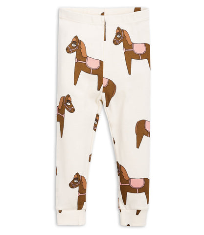 Horse Leggings - Pink