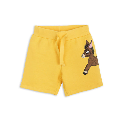 Mini Rodini - Donkey Shorts Yellow