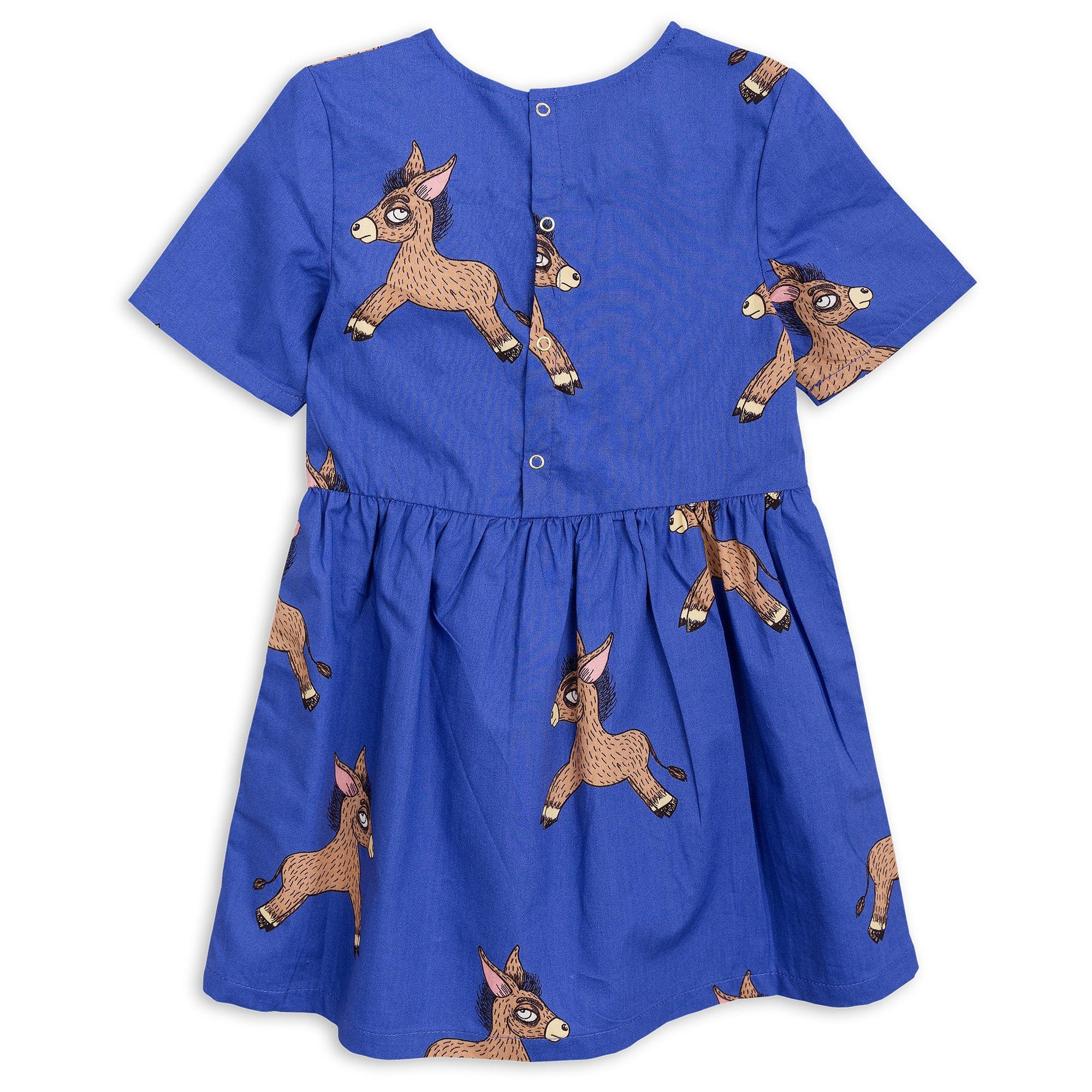 Mini Rodini - Donkey Woven Dress