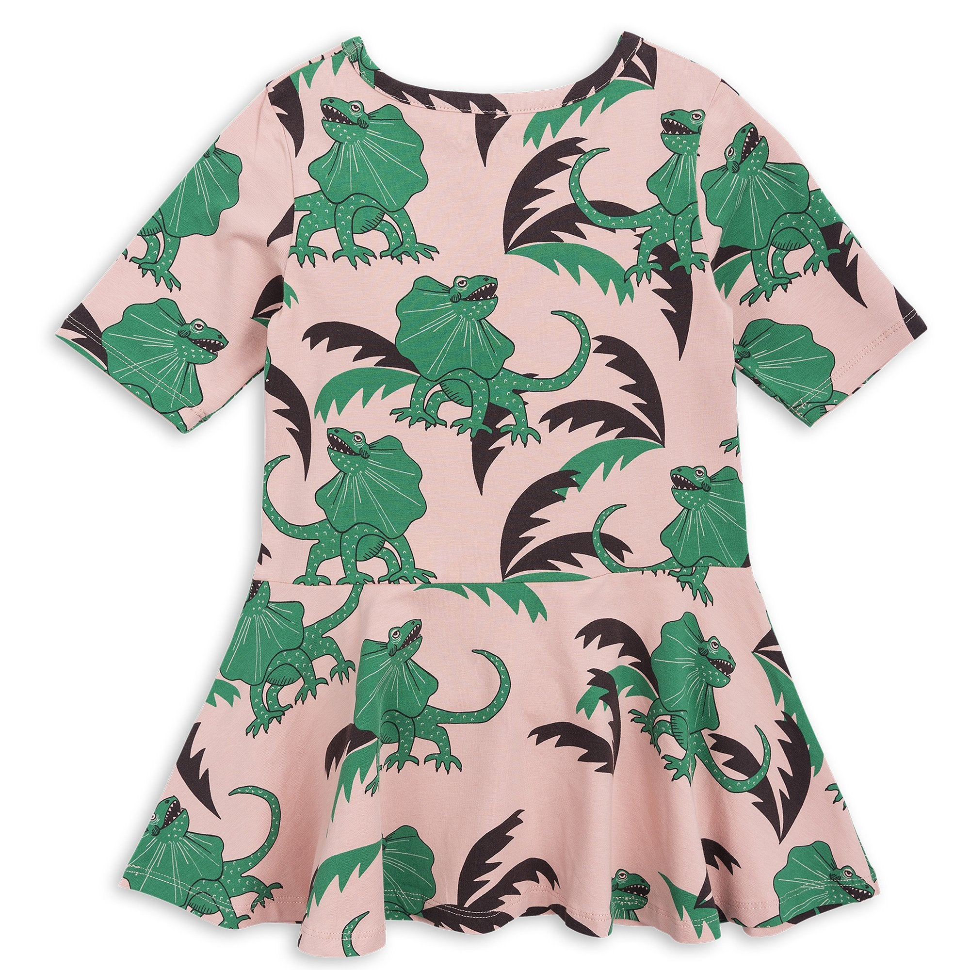 Mini Rodini - Draco Dance Dress Green