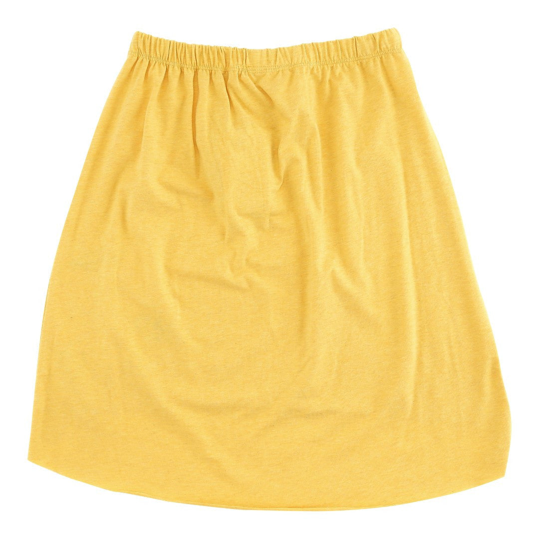 Soft Gallery SS17 | Maze Skirt - Yolk Yellow | The Mini Life, Canada