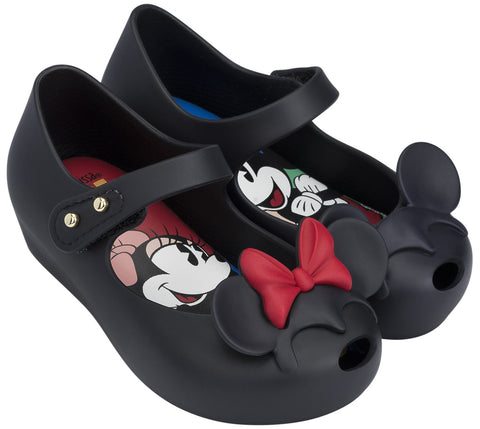 Mini Melissa | Disney Ultragirl Minnie II - Black | The Mini Life