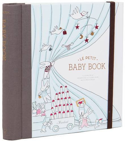 CHRONICLE BOOKS | Le Petit Baby Book | www.theminilife.com
