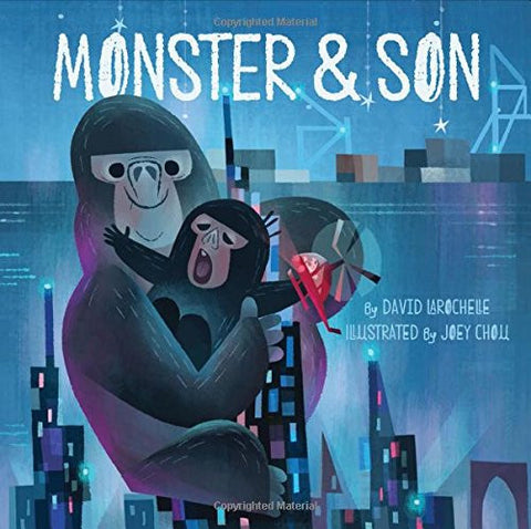 Chronicle Books - Monster and Son | The Mini Life