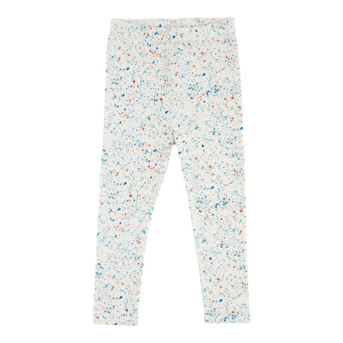 Soft Gallery | Blue Dust Baby Leggings | The Mini Life