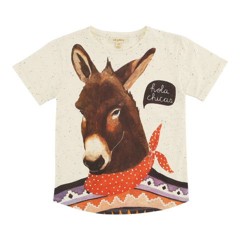 Soft Gallery | Burro Tee | The Mini Life