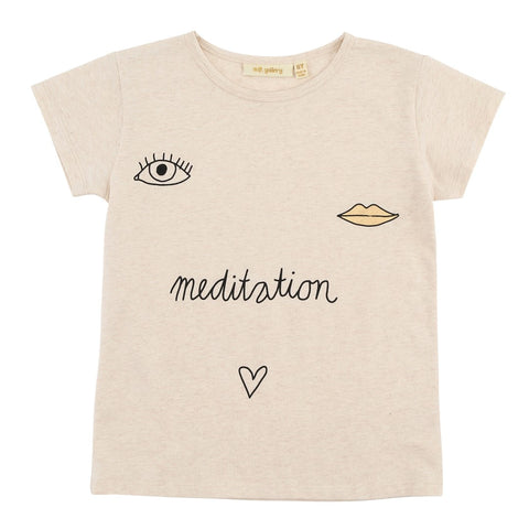 Soft Gallery | Meditation Pilou Tee | The Mini Life