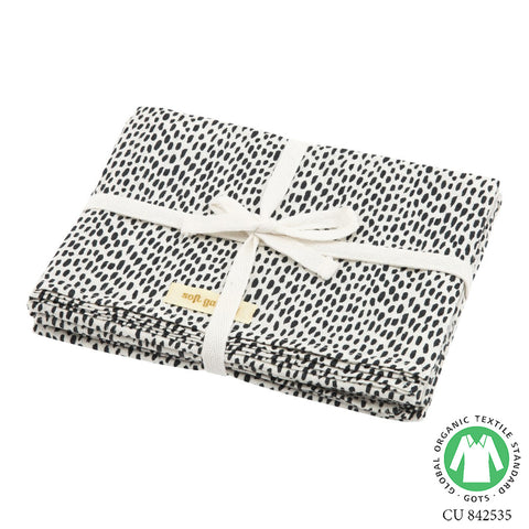 Soft Gallery Mini Pebbles 3pcs Muslin - The Mini Life